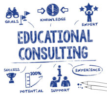 Educational Consulting map